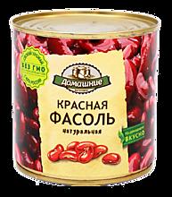 Красная фасоль «Домашние заготовки» натуральная, 400г