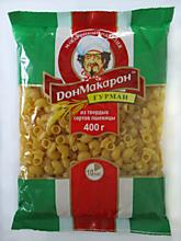 Макароны «ДонМакарон Гурман» улитки, 400г