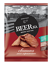 Свинина сырокопченая «Beerka», 40г