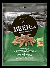 Рыбка сушеная «Beerka» Янтарная соломка, 25г