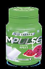 Жевательная резинка «IMPULSE» со вкусом «Арбуз», 56г