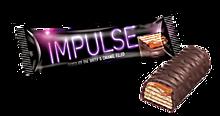 Батончик шоколадный Impulse, 16г