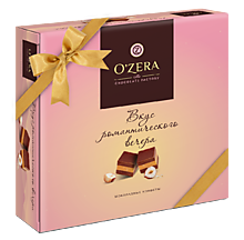 Конфеты шоколадные «O'Zera» Вкус романтического вечера, 195г
