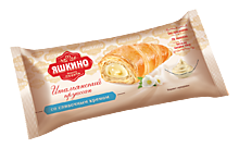Круассан «Яшкино» со сливочным кремом, 45г
