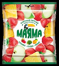 Мармелад жевательный «Маяма» Ананас-яблоко-клубника, 70г