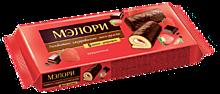 Мини-рулеты бисквитные «Мэлори» Клубничные, 200г
