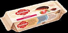 Печенье сдобное «Яшкино» Клубника, 137г
