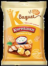 Сухарики «Кириешки Baguet» со вкусом сметаны и сыра, 45г