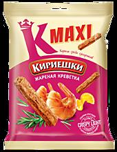 Сухарики «Кириешки Maxi» Жареная креветка, 60г