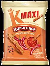 Сухарики «Кириешки Maxi» со вкусом сладкого чили, 60г