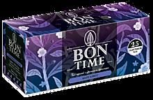 Чай черный «Bontime» с бергамотом, 25 пакетиков, 50г