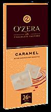 Шоколад «OZera» Белый Caramel, 90г