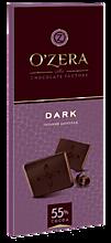 Шоколад горький «O'Zera» Dark 55%, 90г