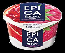 Йогурт 4.8% «Epica» Гранат-малина, 130г