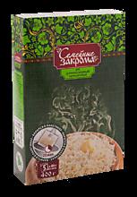 Рис «Семейные закрома» длиннозерный пропаренный, в пакетиках, 400г