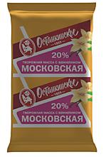 Масса творожная 20% «Останкино» с ванилином, 180г