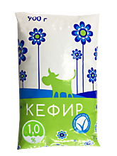 Кефир 1%, 900мл