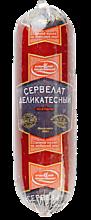 Сервелат Деликатесный «Кузбасский пищекомбинат», 450г