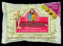 Пельмени «Ложкарев» из говядины и свинины, 1кг