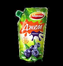 Джем «Абрико» черничный, 330г