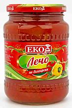 Лечо «Еко» по-болгарски, 680г