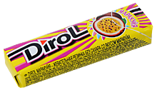 Жевательная резинка маракуйя «Dirol», 13г