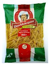 Макароны «ДонМакарон Гурман» перья, 400г