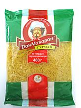Макароны «ДонМакарон Гурман» вермишель, 400г