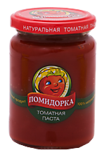 Томатная паста «Помидорка», 250г