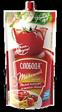 Кетчуп томатный «Слобода», 350г