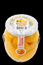 Персики в сиропе «Домашние сладости» 580 мл