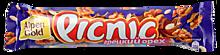 Батончик «Picnic» с грецким орехом, 52г