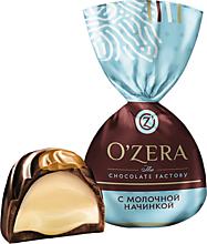 Конфеты «O'Zera» с молочной начинкой