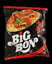 Лапша «BigBon» с говядиной и соусом, 75г