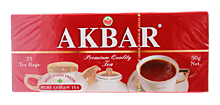Чай черный «Акбар», 50г