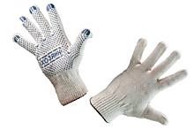 Перчатки рабочие «Хозяин» с ПВХ-покрытием