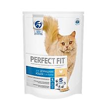 Корм для кошек с курицей «Perfect Fit», 190г