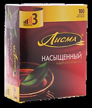 Чай черный «Лисма» Насыщенный, 180г
