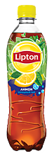 Чай холодный с лимоном «Lipton», 500мл