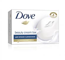 Мыло «Dove» с кремом, 100г