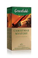 Чай «Greenfield» Сhristmas Mystery, 25 пакетиков