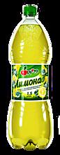 Безалкогольный сильногазированный напиток «Фрутто» Лимонад, 1,5л