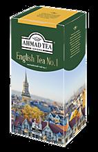 Чай черный «Ahmad Tea» №1, 50г