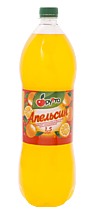 Безалкогольный сильногазированный напиток «Фрутто» Апельсин, 1,5л