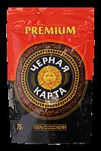 Кофе растворимый «Черная Карта» Premium, 75г