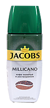 Кофе «Jacobs Monarсh» Millicano, молотый в растворимом, 95г