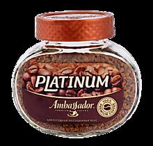 Кофе растворимый «Ambassador» Platinum, 47г