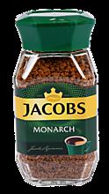Кофе натуральный растворимый сублимированный «Jacobs» Monarh, 47г