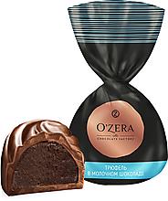 «OZera», конфеты трюфель молочный шоколад (упаковка 1кг)