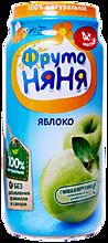 Пюре «ФрутоНяня» Яблоко, 250г